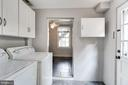 Laundry Room - 139 W 3RD ST, FREDERICK