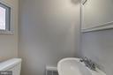 Powder Room - 139 W 3RD ST, FREDERICK