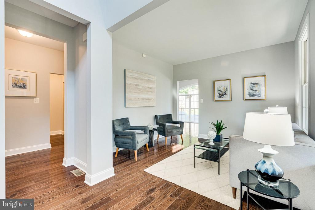 Lovely Open Spaces - 1822 ANDERSON RD, FALLS CHURCH