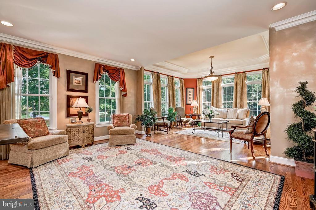Formal Living Room - 10901 TOMPKINS WAY, WOODSTOCK