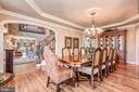 Formal Dining Room - 10901 TOMPKINS WAY, WOODSTOCK