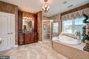 Owner's Suite Bath - 10901 TOMPKINS WAY, WOODSTOCK