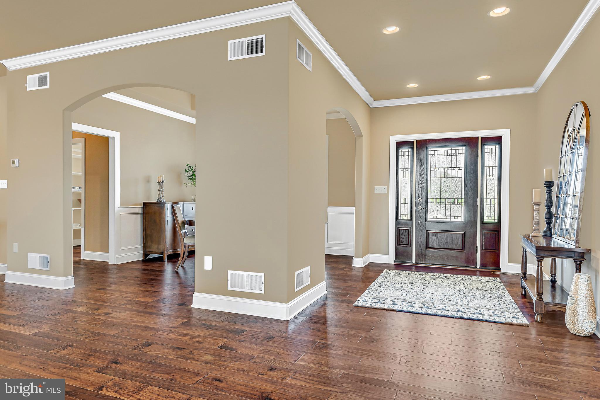 Hardwood Engineered Floors