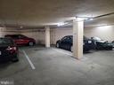 Garage parking conveys! - 1600 N OAK ST #525, ARLINGTON