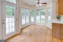 Read the paper in this morning room! - 4525 MOSSER MILL CT, WOODBRIDGE
