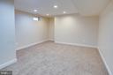 Bedroom 5  Guest suite! - 4525 MOSSER MILL CT, WOODBRIDGE
