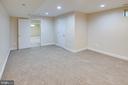 HUGE BEDROOM - 4525 MOSSER MILL CT, WOODBRIDGE
