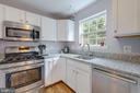 Kitchen - 635 CONSTELLATION SQ SE #G, LEESBURG
