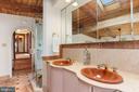 Primary Bath - 408 JACKSON PL, ALEXANDRIA