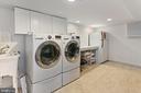 Laundry Room - 408 JACKSON PL, ALEXANDRIA