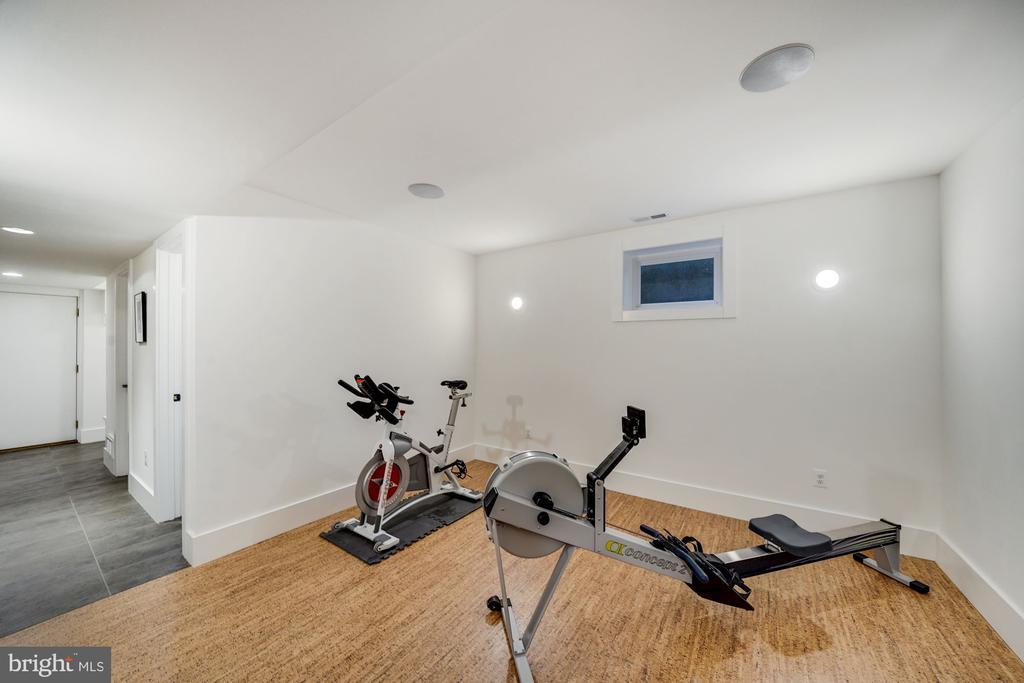 Lower Level Gym 3 - 6649 VAN WINKLE DR, FALLS CHURCH