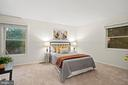 2nd, large bedroom with access to roofdeck - 1234 N QUINN ST #1234, ARLINGTON