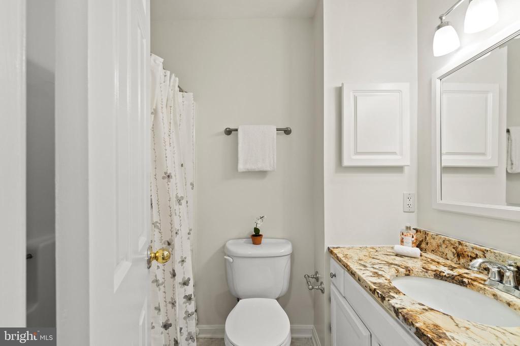 Hall bathroom - 1234 N QUINN ST #1234, ARLINGTON