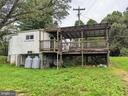 Rear view - 11291 PINE HILL RD, KING GEORGE
