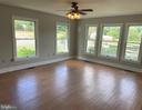 Family room - 14807 CIDER MILL RD, HILLSBORO