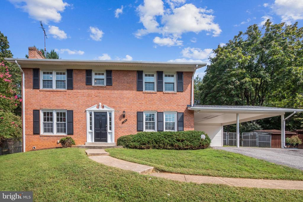 - 313 BEAUMONT RD, SILVER SPRING