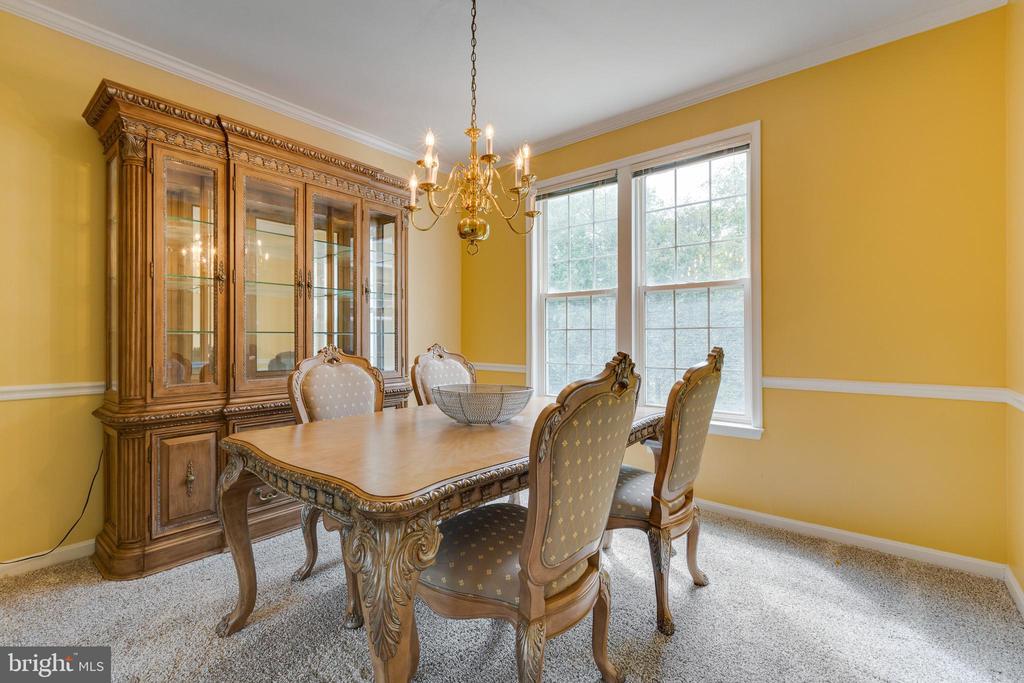 Formal Dining Room - 7617 STRATFIELD LN, LAUREL
