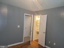 Owners Suite Half Bathroom - 208 MAYFIELD AVE, FREDERICKSBURG