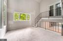 Loft w/Window Wall Overlooks Great Room - 107 NINA CV, STAFFORD