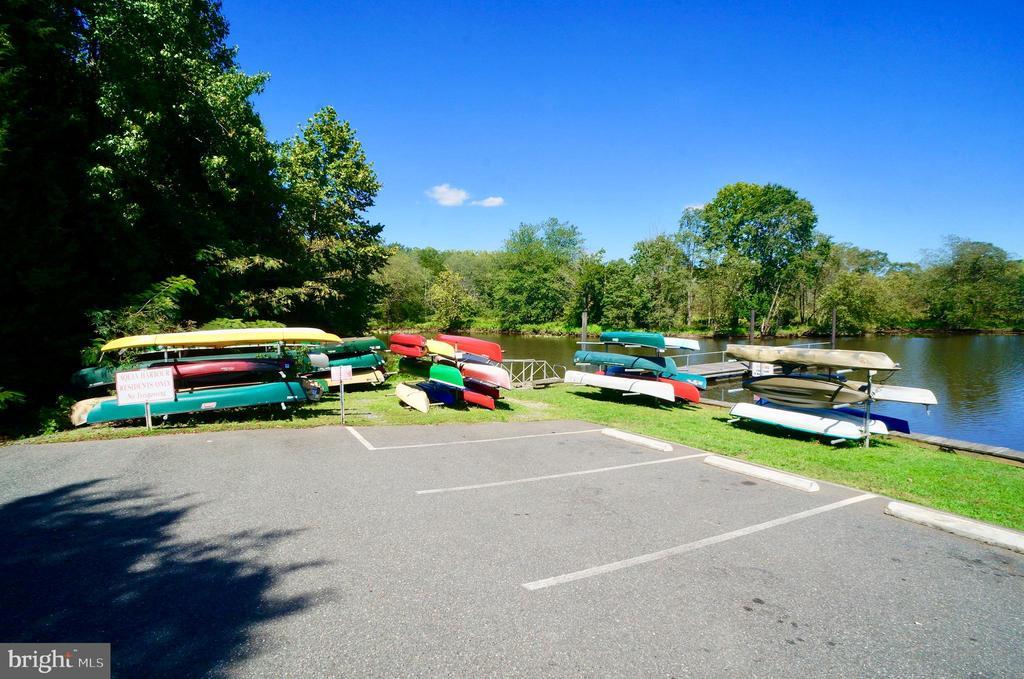 1 of 2 Kayak/Canoe Storage Racks - 107 NINA CV, STAFFORD
