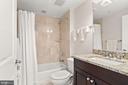 Bathroom 2 - 7710 WOODMONT AVE #1102, BETHESDA