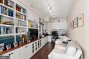 Home Office - 7710 WOODMONT AVE #1102, BETHESDA