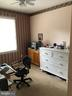 2nd main level bedroom, used now as a office - 4 DONALDS LN, MOUNT AIRY