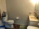Full bath lower level - 4 DONALDS LN, MOUNT AIRY