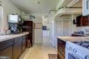 Lower/Level Kitchen - 12521 SUMMERWOOD DR, SILVER SPRING