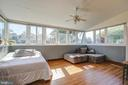 Lower Level/ Sun Room - 12521 SUMMERWOOD DR, SILVER SPRING
