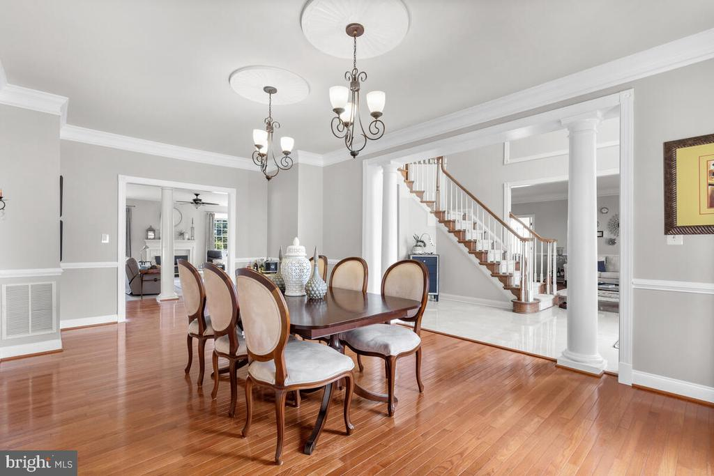 Most rooms have been recently painted - 17566 TOBERMORY PL, LEESBURG