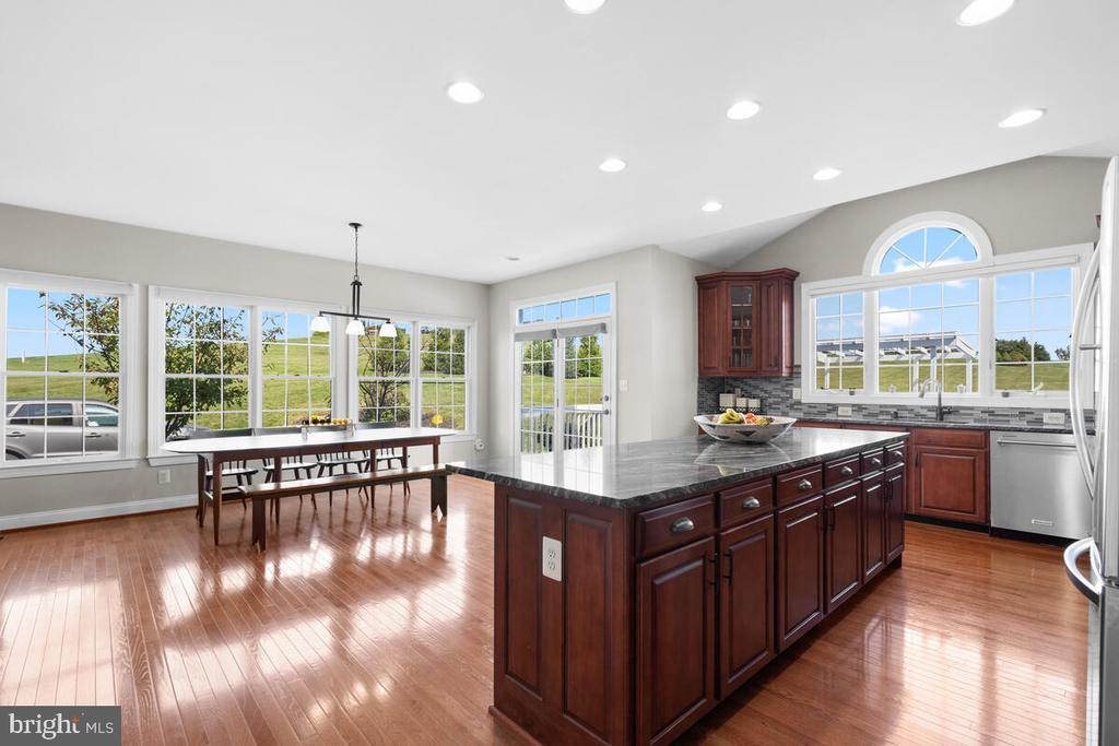 Two sides of windows bring in all the light! - 17566 TOBERMORY PL, LEESBURG