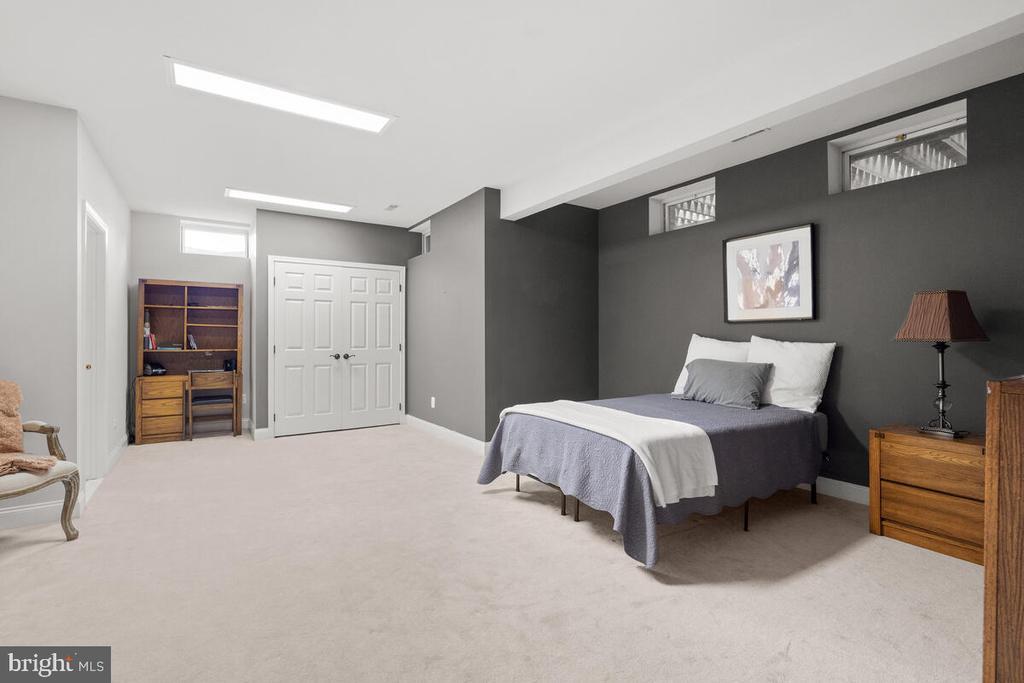 Bonus room #1 in the basement. - 17566 TOBERMORY PL, LEESBURG