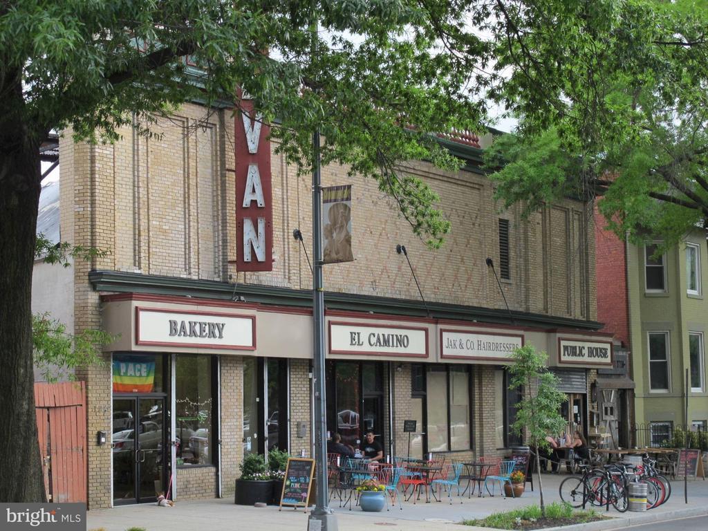 Public House & Shops - 402 U ST NW, WASHINGTON