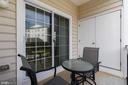 Balcony - 23542 HOPEWELL MANOR TER, ASHBURN