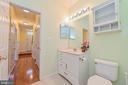 Entry Level Full Bath - 42791 SMALLWOOD TER, CHANTILLY