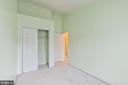 Upper Level 3rd BR with vaulted ceiling - 42791 SMALLWOOD TER, CHANTILLY