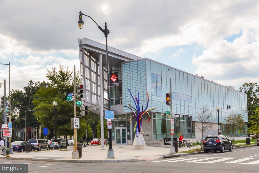 Shaw Library - 402 U ST NW, WASHINGTON