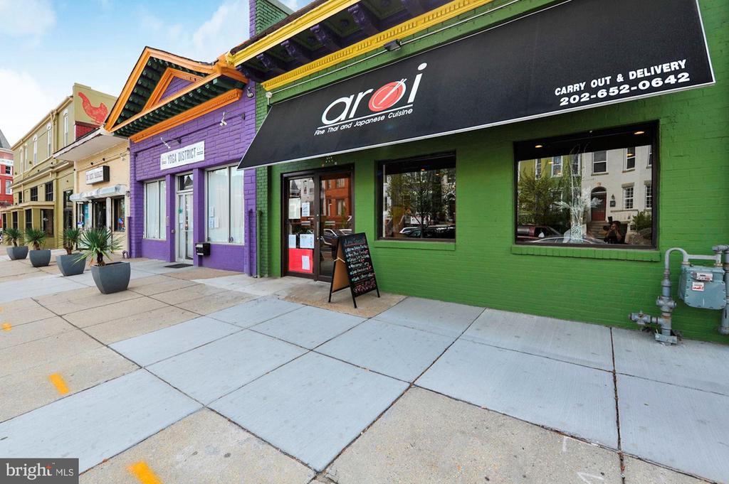 Bloomingdale Businesses - 402 U ST NW, WASHINGTON