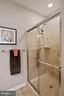 Primary Bath - Gorgeous Tile Work & Glass Doors! - 20505 LITTLE CREEK TER #302, ASHBURN