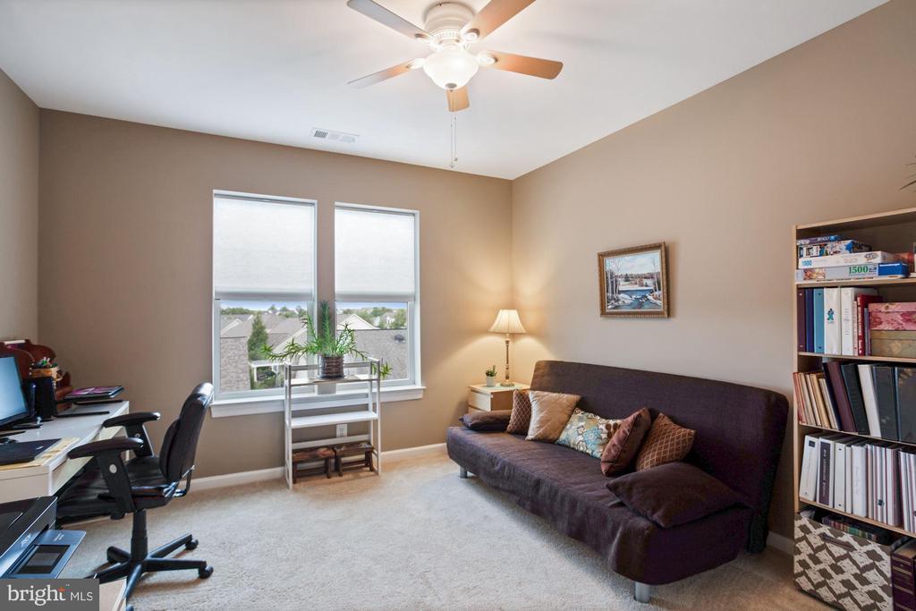 Bedroom #2 - Upgraded Padding & Carpet! - 20505 LITTLE CREEK TER #302, ASHBURN