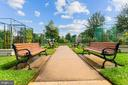 Lots of Areas to Sit, Enjoy the Outdoors, & Relax! - 20505 LITTLE CREEK TER #302, ASHBURN