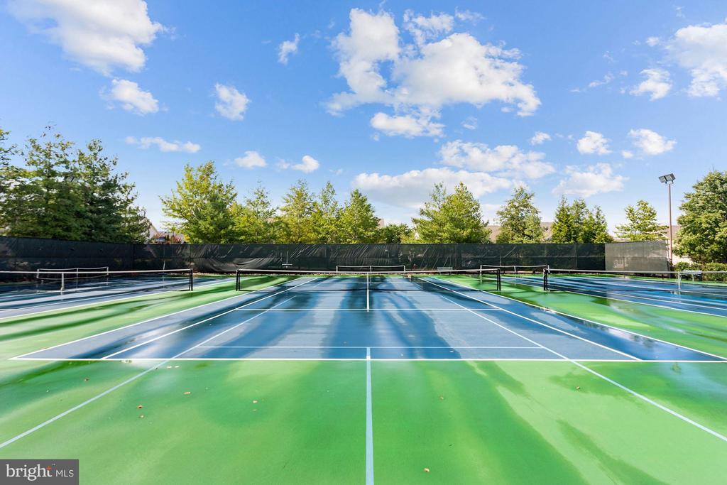 MULTIPLE Tennis Courts! Game, Set, Match! - 20505 LITTLE CREEK TER #302, ASHBURN