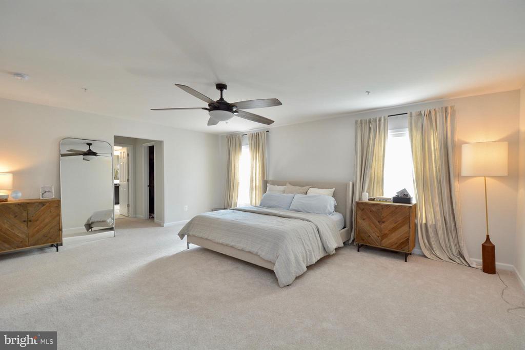 Owner's Bedroom #1 - 2713 COCKSPUR LN, DUMFRIES