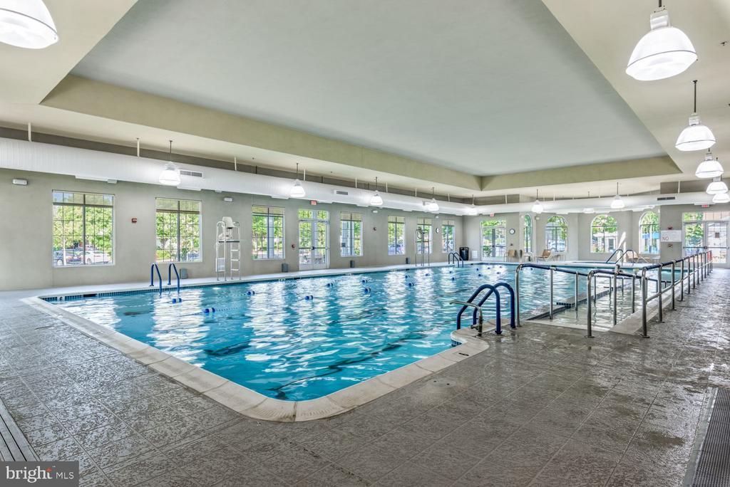 Community Indoor Pool! - 20505 LITTLE CREEK TER #302, ASHBURN