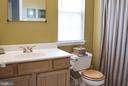 3rd floor full bath - 18121 ROYAL BONNET CIR, GAITHERSBURG