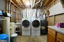 Laundry Room - 10635 PINEY BRANCH RD, SPOTSYLVANIA