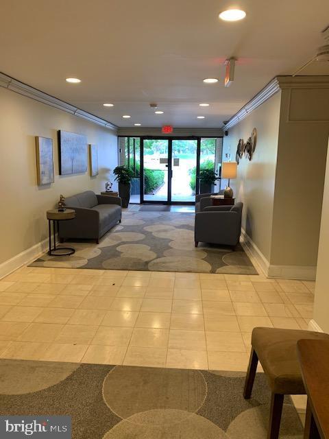 Lobby - 10300 BUSHMAN DR #204, OAKTON