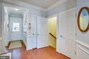 Gorgeous moldings in entryway! - 238 LONG POINT DR, FREDERICKSBURG