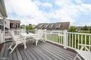 View from deck! - 238 LONG POINT DR, FREDERICKSBURG